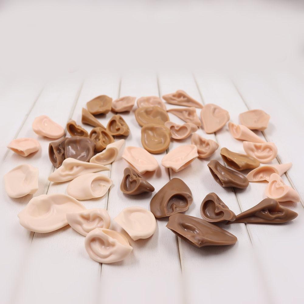 [해외]Blyth 인형 수지 소재 모든 종류의 피부 그루브 귀 12 인치 1/6 인형 ICY DBS Jessi five BJD