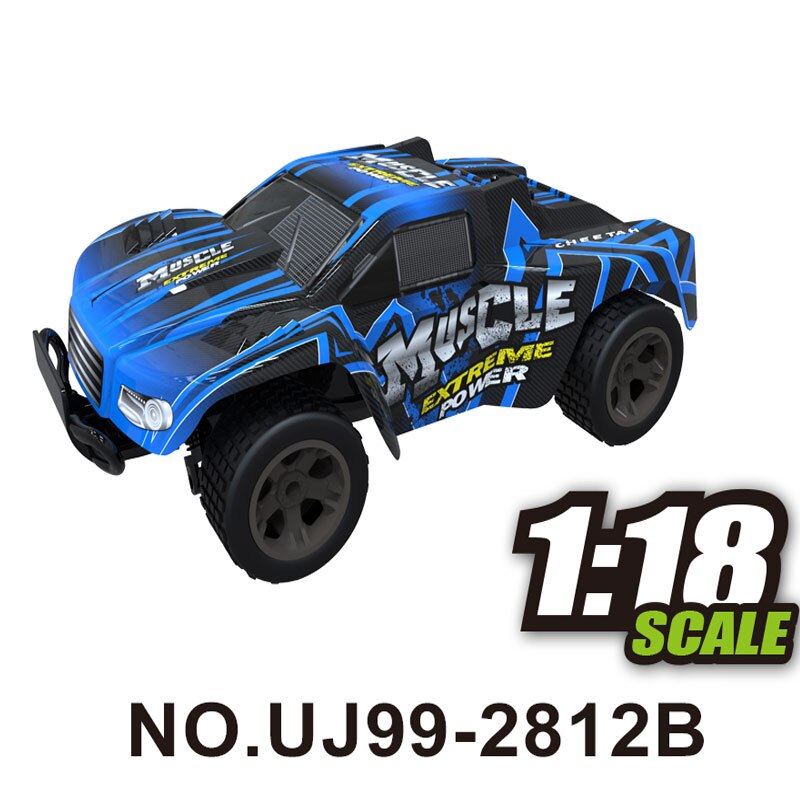[해외]High Speed RC Car UJ99-2812B Short-course Truck1/20 2.4G 20KM/h Racing Car Off Road Truck Climbing Electric Car Toys for Kids/High Speed RC Car UJ