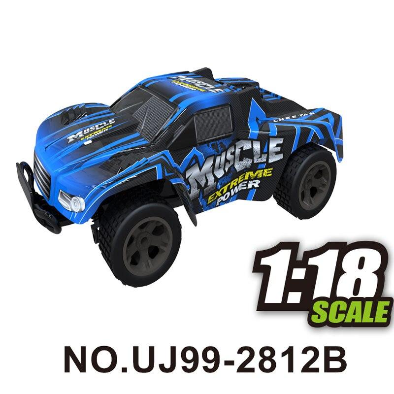 [해외]High Speed RC Car UJ99-2812B Short-course Truck1/20 2.4G 20KM/h Racing Car Off Road Truck Climbing Electric Car Toys for Kids/High Speed RC Car UJ