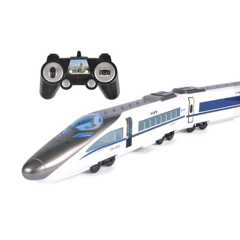 [해외]2.4GHz  remote control High-Speed train sets toy train/2.4GHz  remote control High-Speed train sets toy train