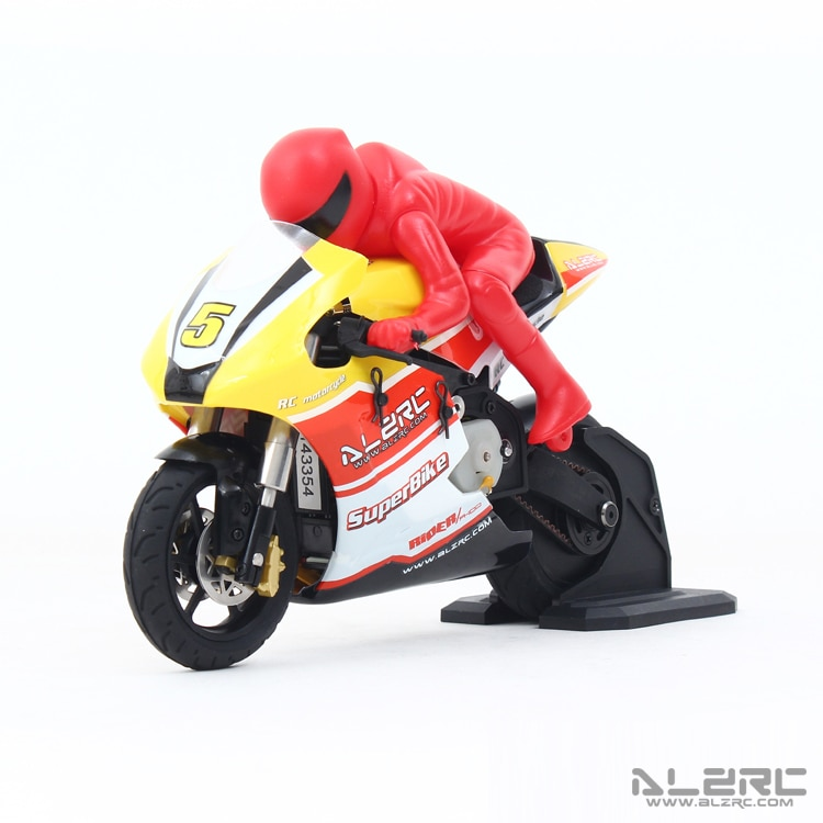 [해외]Alzrc-라이더 R-100 1/10 스케일 rc 오토바이/Alzrc-라이더 R-100 1/10 스케일 rc 오토바이