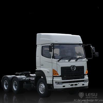 [해외]Lesu 1/14 hn700 6*4 rc 트랙터 트레일러 트럭 금속 섀시 모델 모터 tmy th02023/Lesu 1/14 hn700 6*4 rc 트랙터 트레일러 트럭 금속 섀시 모델 모터 tmy th02023