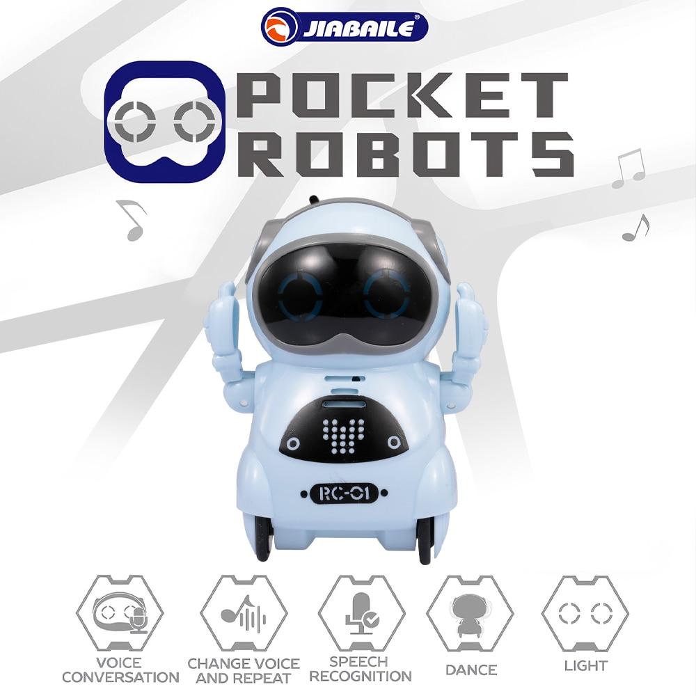 [해외]Rc 로봇 939a 포켓 로봇 대화 형 대화 형 음성 인식 기록 노래 춤 이야기 이야기 미니 rc 완구/Rc 로봇 939a 포켓 로봇 대화 형 대화 형 음성 인식 기록 노래 춤 이야기 이야기 미니 rc 완구