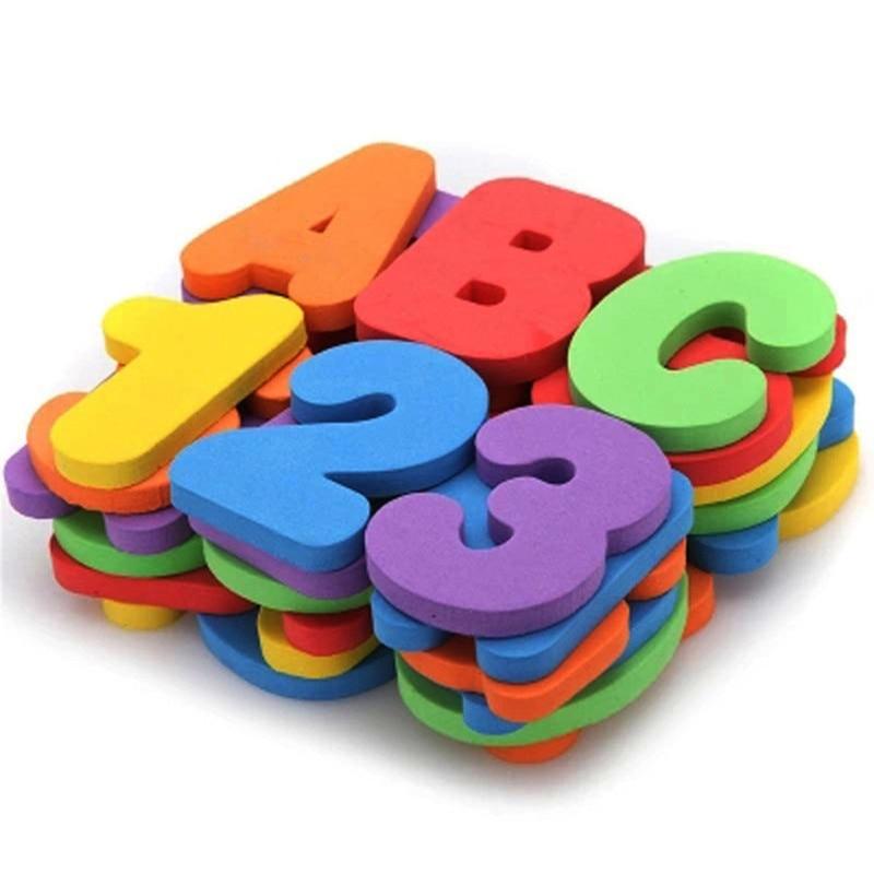 [해외]욕조 욕실 교육 학습 장난감 거품 편지 영숫자 총 거품 스티커 어린이 퍼즐 diy 장난감 세트 36 pcs 새로운/욕조 욕실 교육 학습 장난감 거품 편지 영숫자 총 거품 스티커 어린이 퍼즐 diy 장난감 세트 36 pcs 새로운