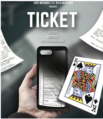 [해외]Joao miranda 및 julio montoro magic tricks의 티켓/Joao miranda 및 julio montoro magic tricks의 티켓