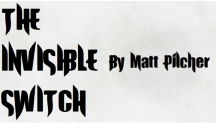 [해외]Matt pilcher magic tricks의 보이지 않는 스위치/Matt pilcher magic tricks의 보이지 않는 스위치