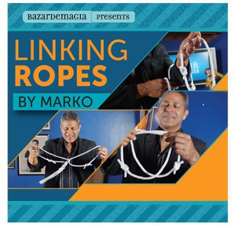 [해외]Marko magic tricks의 로프를 연결/Marko magic tricks의 로프를 연결