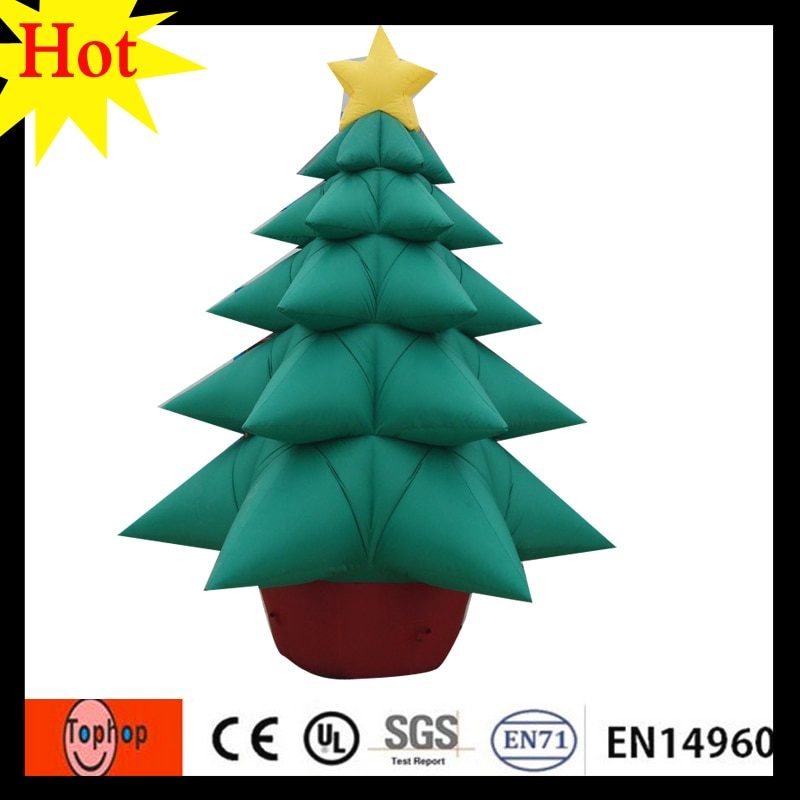 [해외]6m 20ft inflatable pvc snowing christmas tree giant outdoor commercial lighted holiday supplies 420D Oxford/6m 20ft inflatable pvc snowing christm