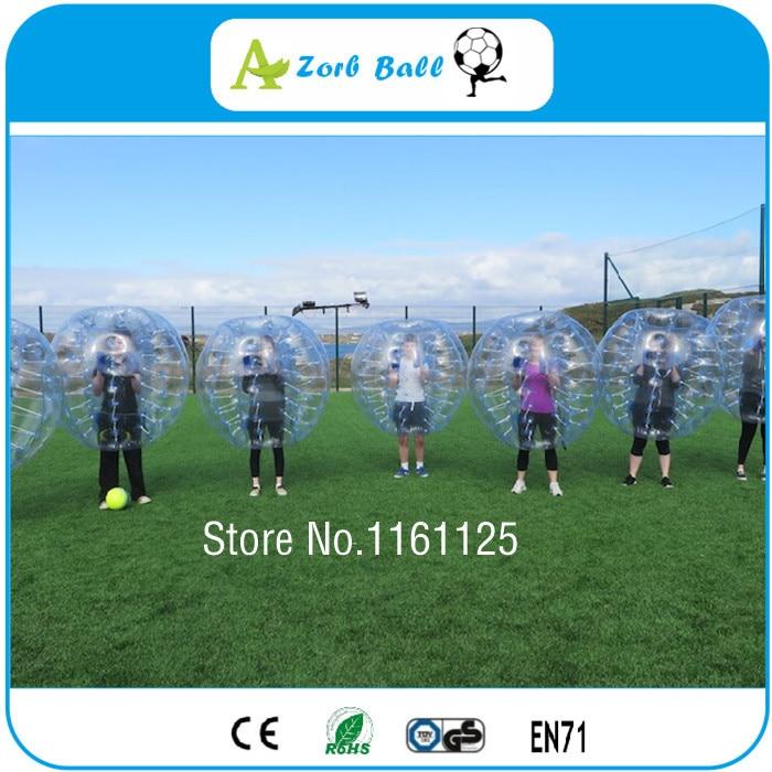 [해외]6PCS+ 1Blower , Bubble Soccer For Rental Business, Party Games Sports,1,5M Body Zorb, Inflatable Human Hamster Ball, Loopy Ball/6PCS+ 1Blower , Bu