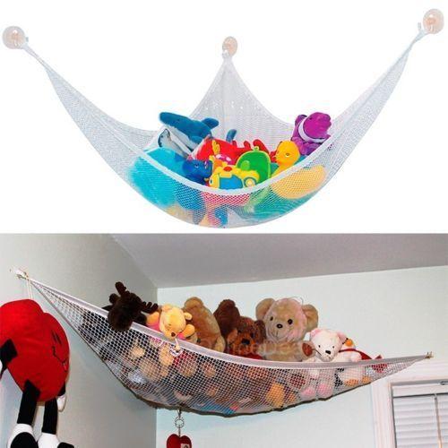 [해외]1 pc 어린이 장난감 가방 해먹 점보 디럭스 애완 동물 구성 코너 장난감 해먹 그물 동물 장난감 가방
