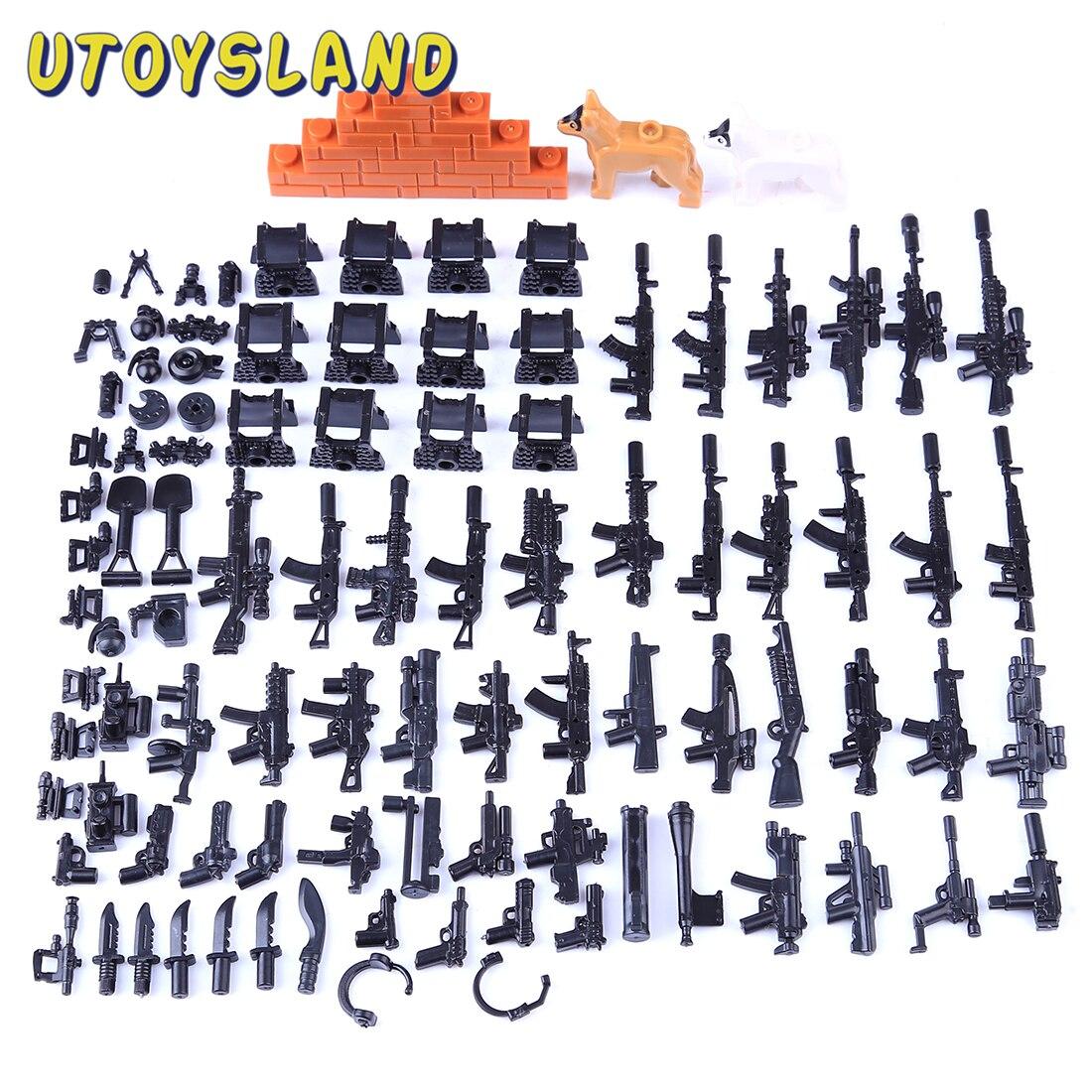[해외]뜨거운 DIY 작은 입자 빌딩 블록 군사 무기 액세서리 장난감 세트 어린이를위한 빌딩 블록 완구-현대 특수 부대/뜨거운 DIY 작은 입자 빌딩 블록 군사 무기 액세서리 장난감 세트 어린이를위한 빌딩 블록 완구-현대 특수 부대