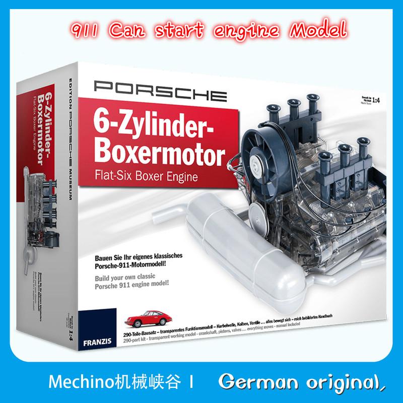 [해외]독일 911 6 실린더 미니 엔진 모델 bootable 조립 엔진 장난감 교육 모델/독일 911 6 실린더 미니 엔진 모델 bootable 조립 엔진 장난감 교육 모델