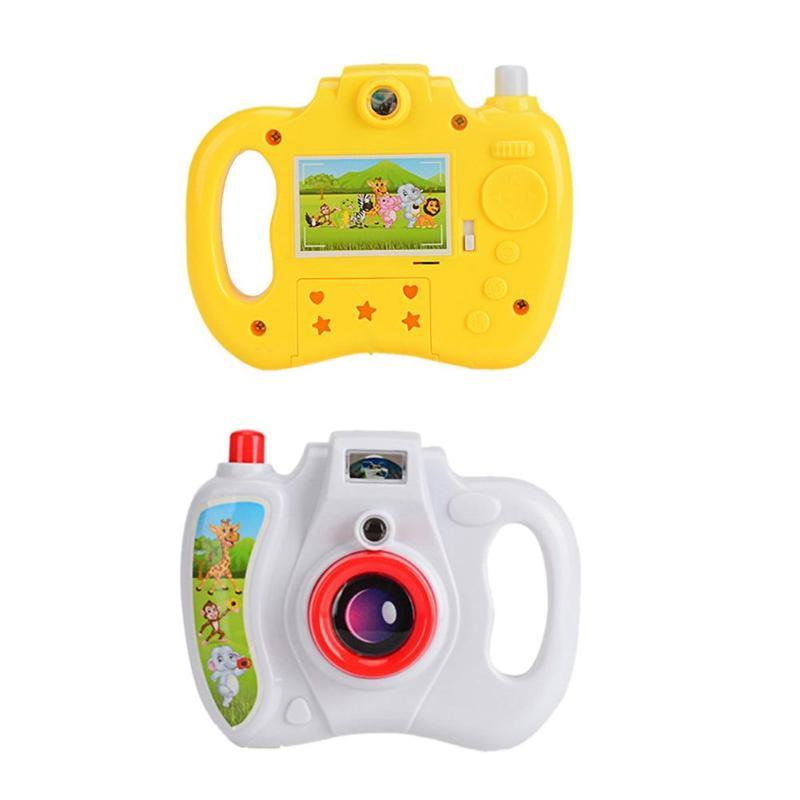 [해외]만화 시뮬레이션 여덟 빛 패턴 프로젝션 카메라 장난감 어린이위한/만화 시뮬레이션 여덟 빛 패턴 프로젝션 카메라 장난감 어린이위한