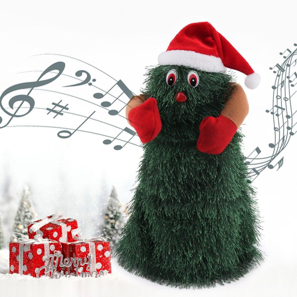 [해외]산타 클로스 뮤지컬 장난감 춤 노래 크리스마스 트리 인형 홈 인테리어 크리스마스 새해 선물 크리스마스 홈 파티 보컬 완구/산타 클로스 뮤지컬 장난감 춤 노래 크리스마스 트리 인형 홈 인테리어 크리스마스 새해 선물 크리스마스 홈 파티 보컬 완구