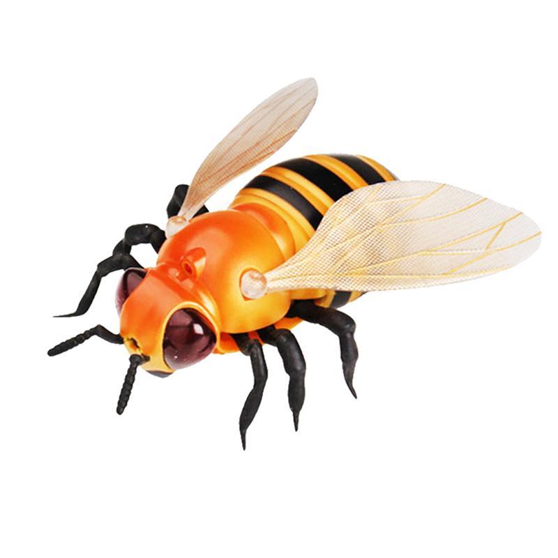 [해외]1pcs 원격 제어 꿀벌 현실적인 시뮬레이션 교육 꿀벌 장난 장난감 곤충 장난감 유아 어린이위한/1pcs 원격 제어 꿀벌 현실적인 시뮬레이션 교육 꿀벌 장난 장난감 곤충 장난감 유아 어린이위한