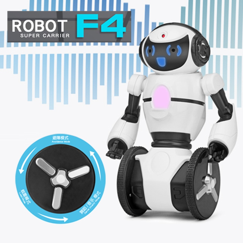 [해외]F4 지능형 휴머노이드 로봇 wifi 제어 rc 로봇 댄스/음악/wifi/wifi 카메라 rc 장난감 모델