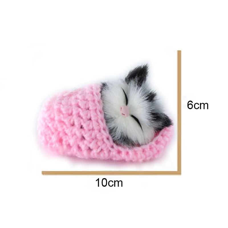 [해외]실물 같은 아이 장난감 귀여운 플러시 슬리퍼 고양이 소프트 인형 시뮬레이션 사운드 완구 FJ88/실물 같은 아이 장난감 귀여운 플러시 슬리퍼 고양이 소프트 인형 시뮬레이션 사운드 완구 FJ88