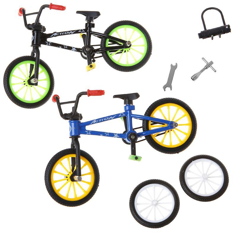 [해외]Mountain Bike Excellent Functional Metal Toys Mini Extreme Sports Cool Boy Creative Game Toy Set Collections/Mountain Bike Excellent Functional Me