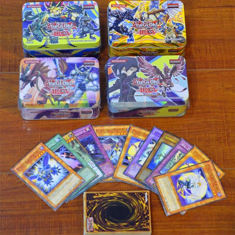 [해외]41 개/대 유 기 오 게임 반복 영어 카드 게임 컬렉션 카드 금속 상자 장난감 어린이위한/41 개/대 유 기 오 게임 반복 영어 카드 게임 컬렉션 카드 금속 상자 장난감 어린이위한