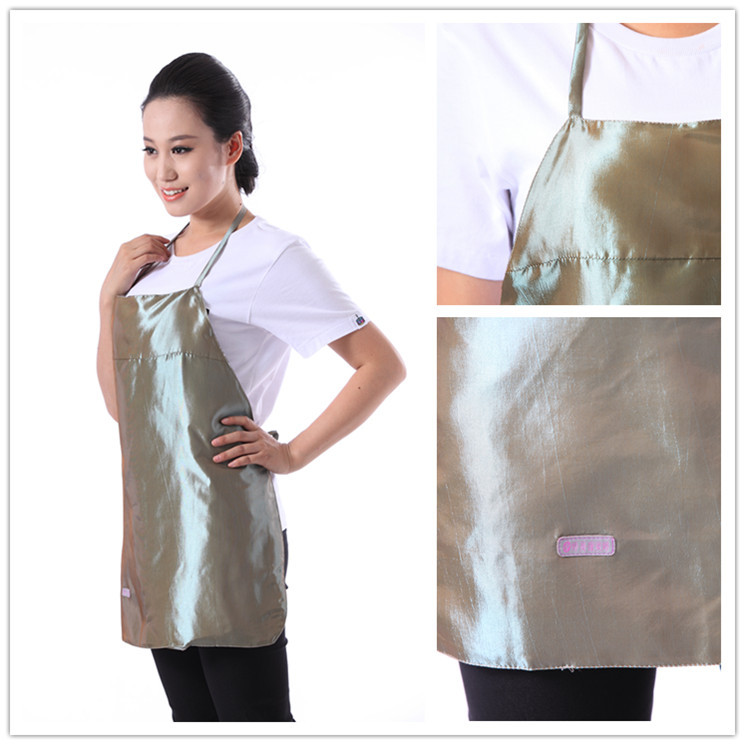 방사선 보호 앞치마 임산부 방사선 보호 복을  슈퍼 정전기 차폐를 확장/Radiation protection apron Extended pregnant women radiation protection suits Antibacterial super anti-sta